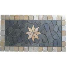 Панно мозаичное NSmosaic Paving FK-901 сланец 100х50
