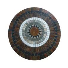 Панно мозаичное NSmosaic Paving FK-902 сланец 100х100