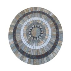 Панно мозаичное NSmosaic Paving FK-903 сланец 100х100