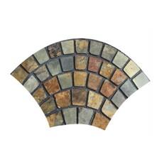 Мозаика NSmosaic Paving PAV-101 сланец 108х65