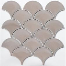 Мозаика NSmosaic Rustic PS7300-45 керамика глянцевая 25,9х27,3