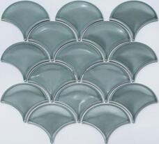 Мозаика NSmosaic Rustic PS7300-44 керамика глянцевая  25,9х27,3