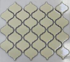 Мозаика NSmosaic Rustic R-304 керамика глянцевая (6х6,5) 29,3х24,5