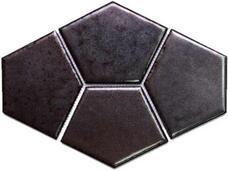 Мозаика NSmosaic Rustic R-307 керамика глянцевая 15,1х30,6