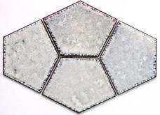 Мозаика NSmosaic Rustic R-308 керамика глянцевая 15,1х30,6