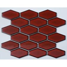 Мозаика NSmosaic Rustic R-310 керамика глянцевая 26,8х29,4