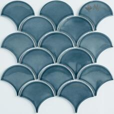 Мозаика NSmosaic Rustic R-319 керамика глянцевая 25,9х27,3