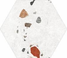 Керамогранит Codicer 95 Sonar White Hex 22х25