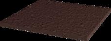 13265000606Клинкерная плитка Парадиж Натурал Браун структурная 30х30