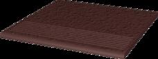 1380800Ступень Парадиж Натурал Браун структурная 30х30