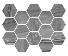 Мозаика Argenta Eos Argent Hexagon 32,5x22,5