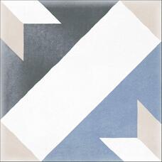 Плитка Grespania Icon: Boheme Liceo 01 Azul 20х20