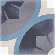 Плитка Grespania Icon: Boheme Liceo 03 Azul 20х20