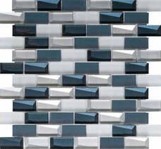 Мозаика Grespania Vetro Musa Zafiro 30x30