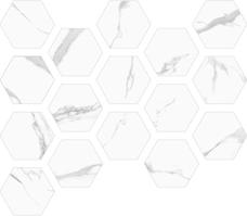 Керамогранит ITT Ceramica Soul Hexa 23,2x26,7