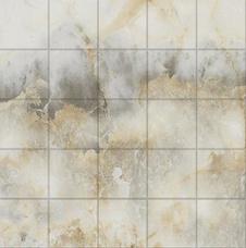 Мозаика Kalsedon Mosaic parlak nano (5х5) 30x30
