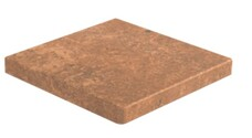 Ступень угловая Rosa Gres Vintage Outfloor Peldano Esq. Brick 32,3х32,3