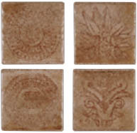 декор BR 1-4 MORAK 20x20 (Cerdomus Ceramiche)