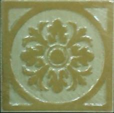 TOZZETTO ALLURE AVORIO 9,8х9,8 (Ceramiche Brennero)