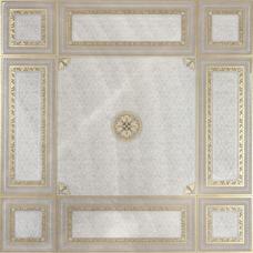 AMBRAS 3 Gris декор напольный 59x59 (Grespania Palace)