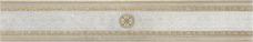 AMBRAS-1 Gris бордюр напольный 9,6x59 (Grespania Palace)
