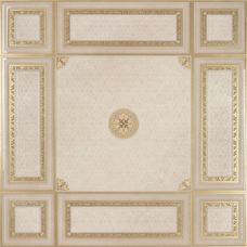AMBRAS 3 Beige декор напольный 59x59 (Grespania Palace)