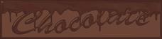 Декор Monopole Chocolate Latte Chocolatier 10х40