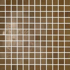 GOLDENEYE VISONE MOSAICO 2.4*2.4 30*30 (Ceramiche Brennero)