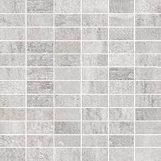 BRENNERO MOSAICO RETT. GREY NAT 30X30 мозаика