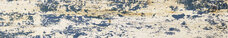 53128803Керамический гранит Тубадзин Шабби Шик Нави 14,8х89,8