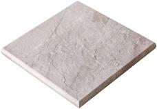 Ступень угловая Magnetique Gradone Ang. (1) Mineral White 33×33