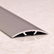 Алюминиевый порог со скрытым креплением