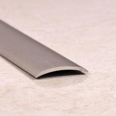 Алюминиевый порог гладкий