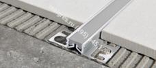 Деформационный шов из алюминия PROFLEX AL