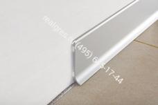 Плинтус из анодированного алюминия ECO-LINE Progress Profiles